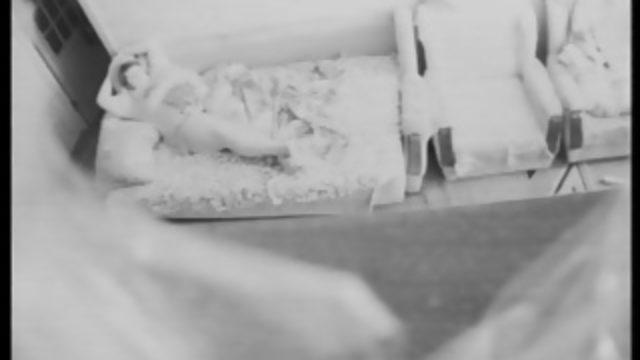 A hidden camera accidentally shot Masturbation girls…