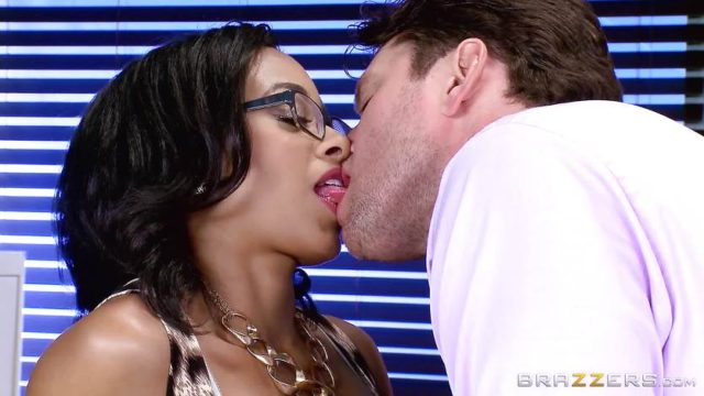 Anya Ivy smashed in her wet pussy