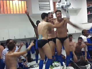Apollon Limassol FC – briefs in locker rooms