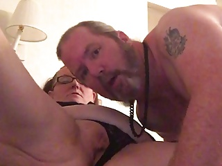 BBW makes me eat her Chubby Pussy