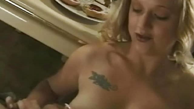 Breakfast and a Handjob