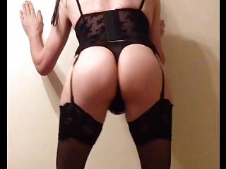 Crossdresser sexy cloths