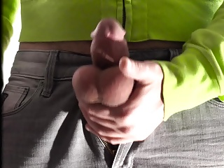 Cum All Over My Cock and Balls