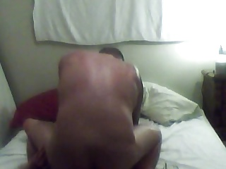 Eating my asshole and Sucking her pussy