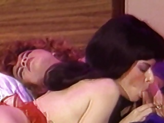 exciting vintage scene with a shemale fucking a wife