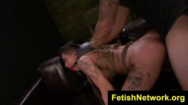 FetishNetwork Alby Rydes bdsm sex slave