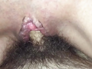 Fucking my wife shaved pussy