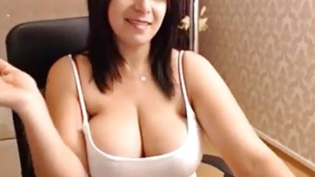 hot milf wiht big boobs