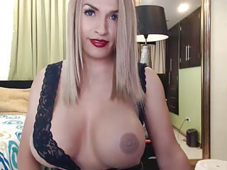 Huge boobs big stick
