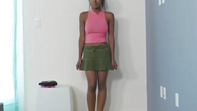 Innocent Black Girl Trick By Fake Rap Producer