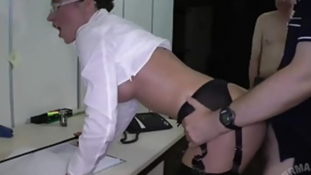 Kinky Office Creampie Sluts – Julie Skyhigh and Anna —–RW