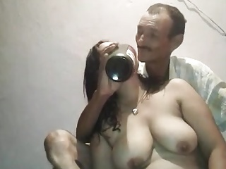 Moroccain lovers Drinking