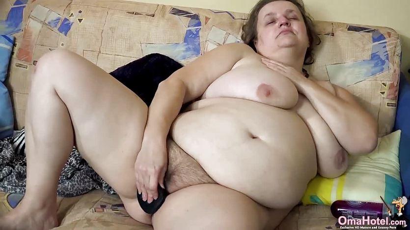 OldNanny Fatty grannies masturbating