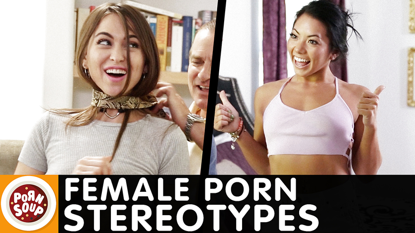 PornSoup #35 – The Different Types Of Female Porn Stars