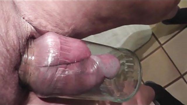 Pumpen im Glas