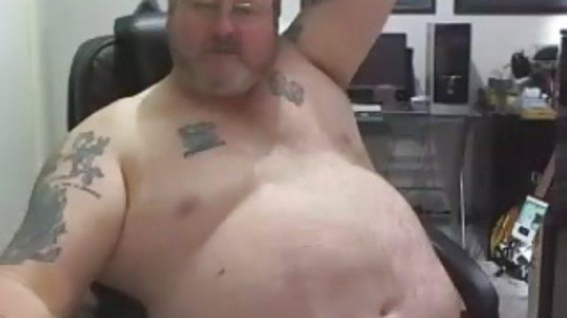Randy Masturbates