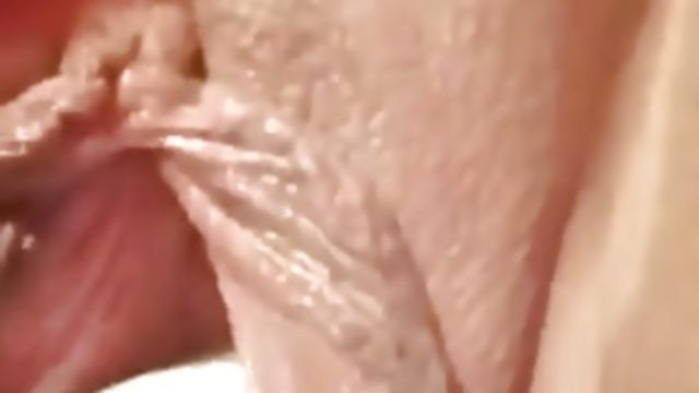 Wet and sweet pussy