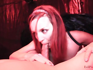 PixiePOV Girl Gets face fucked!